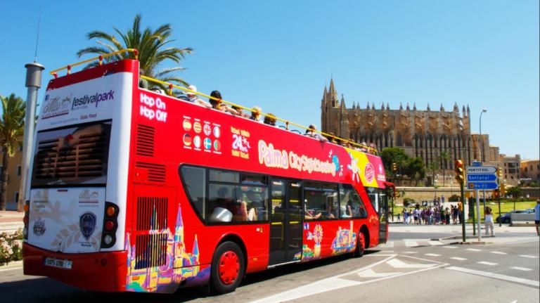 Take A Tour to Palma