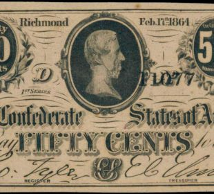 Get the confederate money you need for your collection