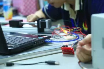 Industrial Electronic Equipment Repairs and Installers